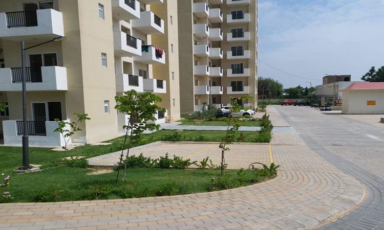 GLS Arawali Homes Ready To Move Sohna Road Gurgaon