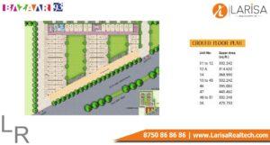 MRG World Bazaar 93 Floor Plan Ground
