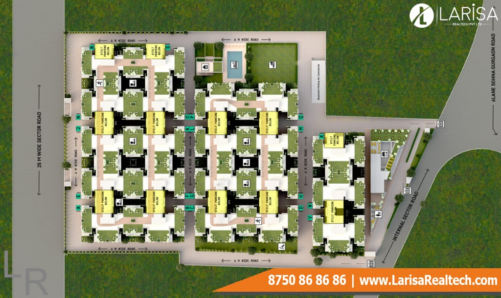 Trisara Our Homes 3 Site Plan