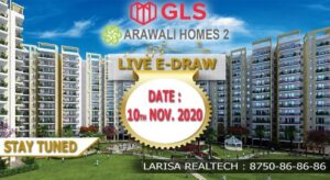 GLS Arawali Homes 2 E-Draw