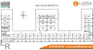 Signature Global Signum 37D 3 Floor Plan