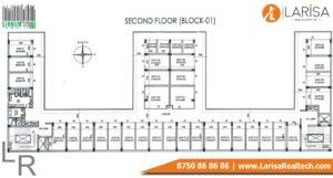 Signature Global Signum 37D 3 Floor Plan
