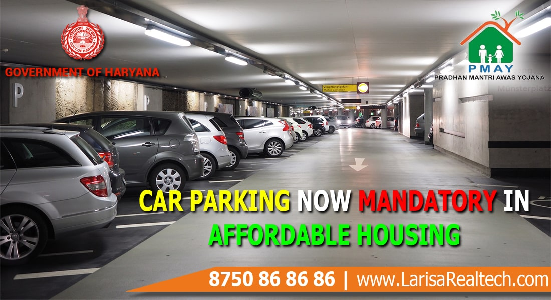 Affordable Housing Projects car parking news