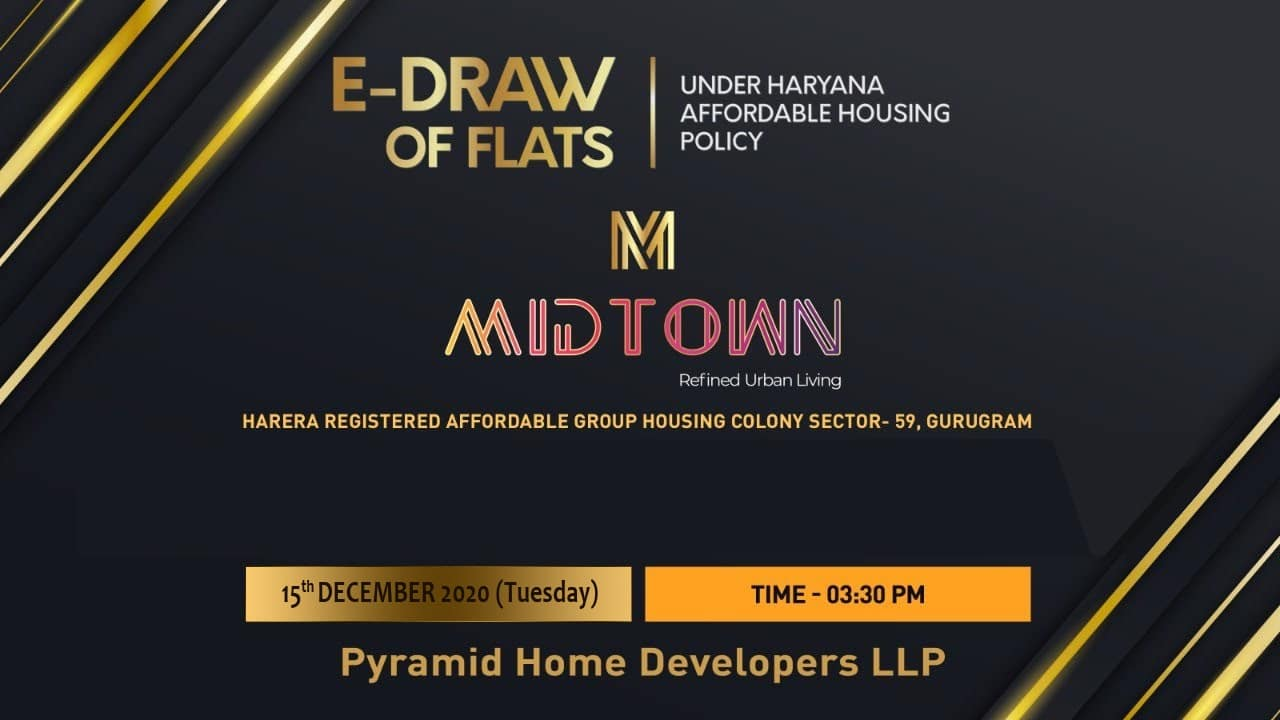 Pyramid Midtown Draw Date and Draw Result