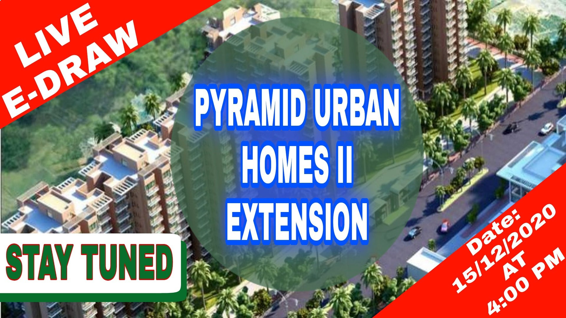 Pyramid Urban Homes(2) Extension Draw
