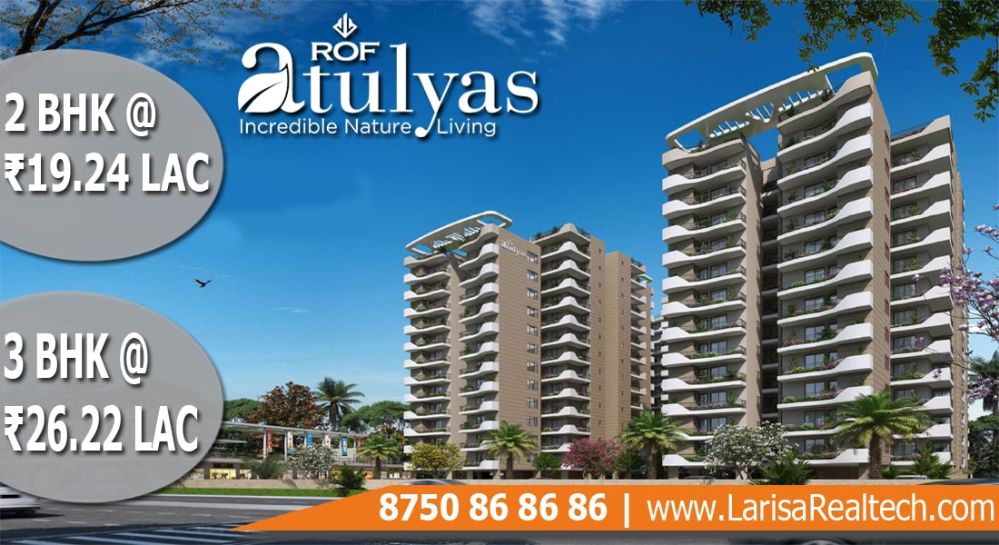 Rof Atulyas sector 93, Gurgaon