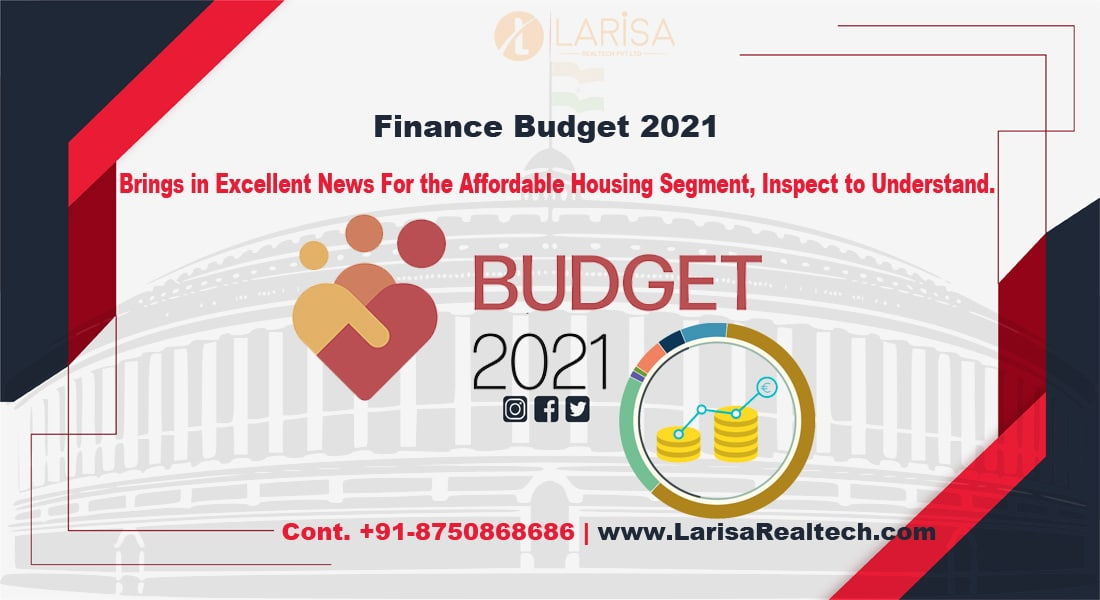 Check Now Finance Budget 2021 for Affordable Housing Projects