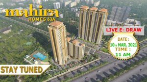 Mahira Homes 63A Draw Date and Draw Result
