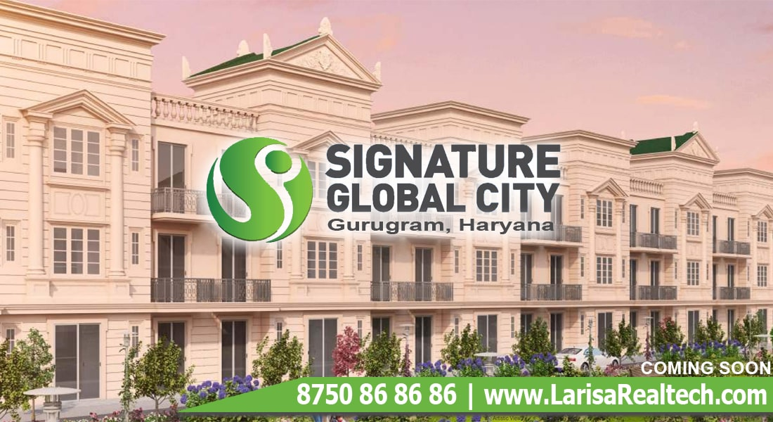 Signature Global City Sector 37D Gurgaon