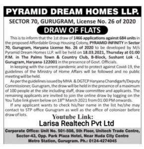 Pyramid Dream Homes LLP.