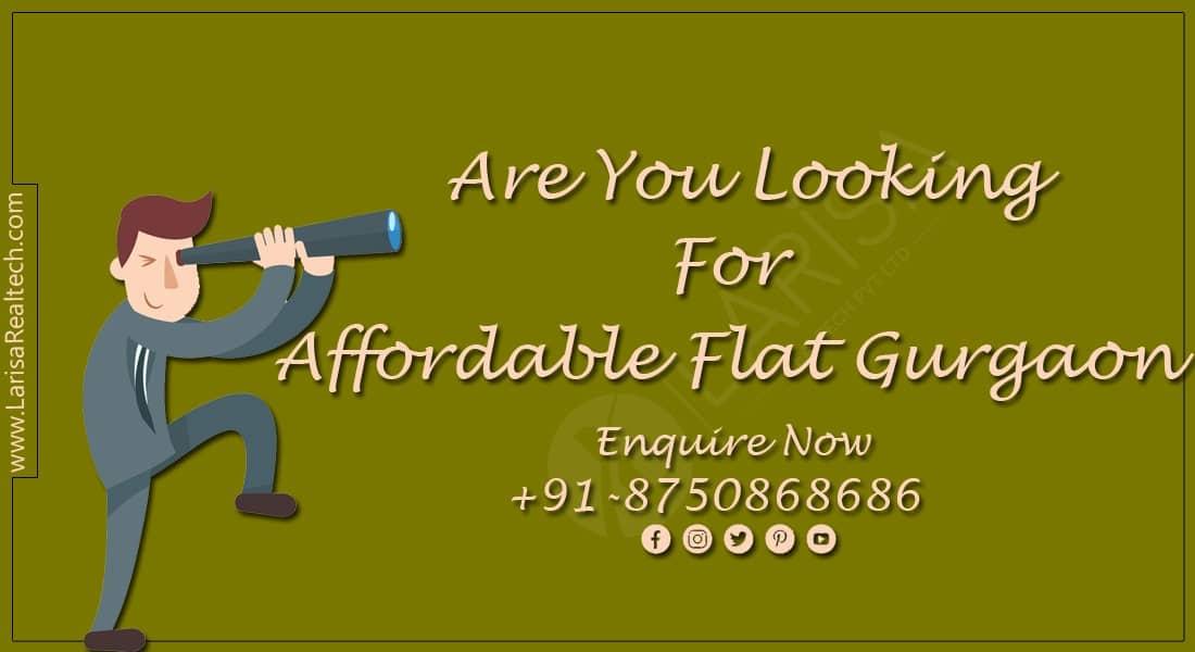 Affordable Flats Under HUDA affordable housing scheme