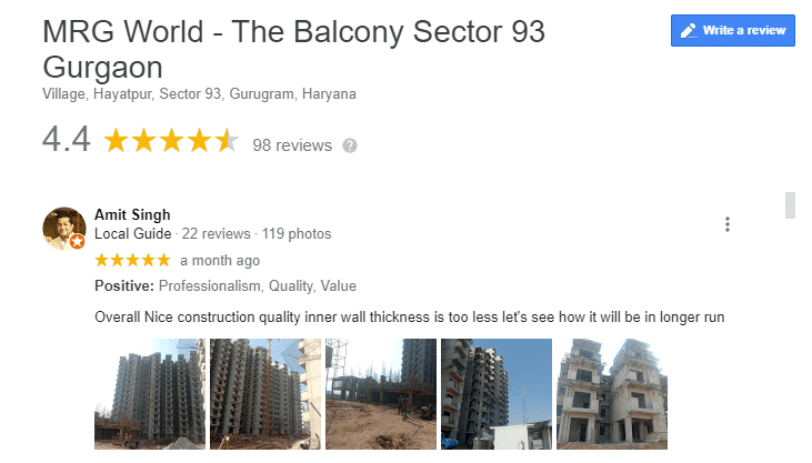 mrg world the balcony review