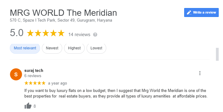 mrg world the meridian review