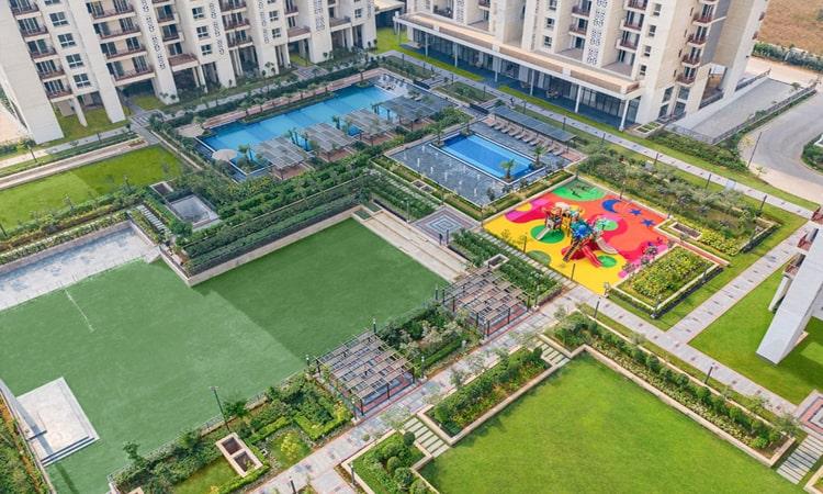 Mapsko Mount Ville Sector 79 Gurgaon