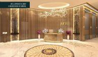 M3M GoldRush Boutique Floors Club House 1