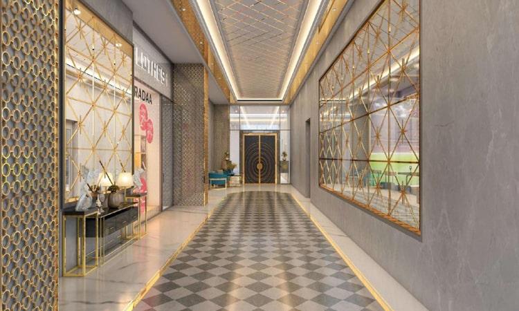 M3M GoldRush Boutique Floors Club House 6