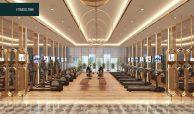 M3M GoldRush Boutique Floors Club House 7