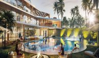 Smart World City of Dreams Clubhouse 1