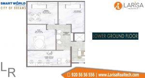 Smart World City of Dreams Floor Plan 2