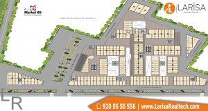 Orris Market 89 Floor Plan