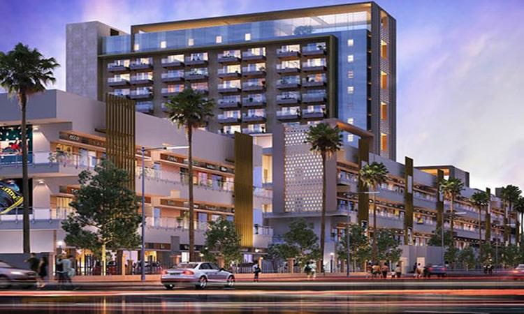 Orris Market 89 Commercial Property