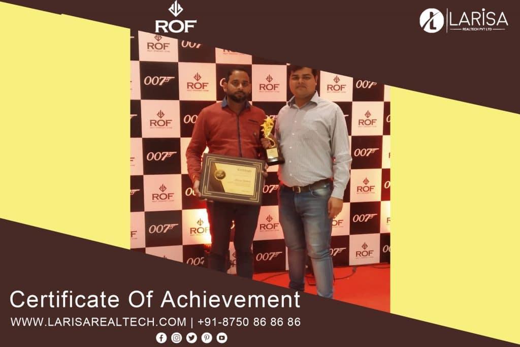 ROF Group Award