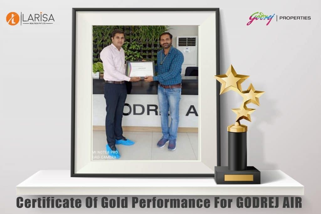 Godrej Property awards
