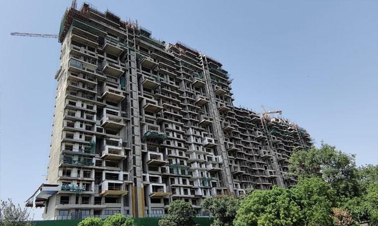 Risland Sky Mansion Chattarpur South Delhi