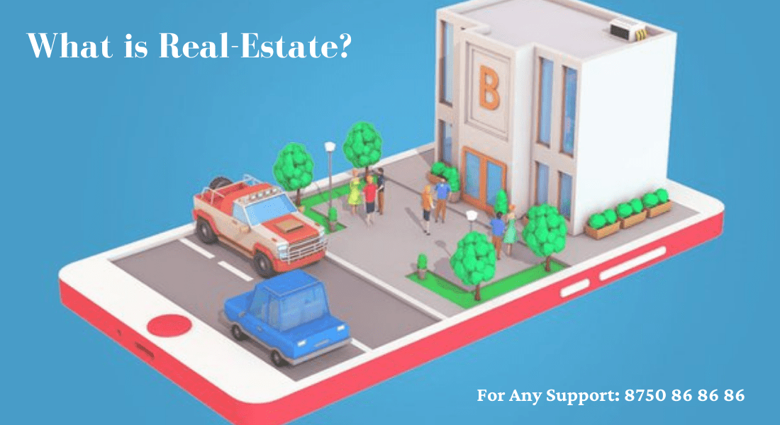 What is real-estate?